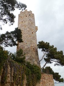 Tower of Torre Valentina